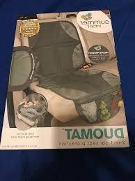 summer infant duomat car seat protector