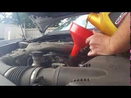 holden vz commodore oil change filter
