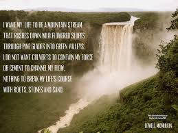 kaieteur falls waterfall quote unbreakable unstoppable