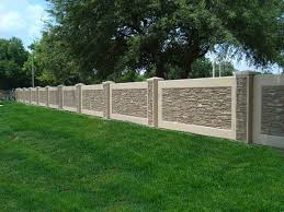 Photos Pictures Images Concrete Fence Wall Forming System Concrete Fence Wall Fence Design Modern Fence
