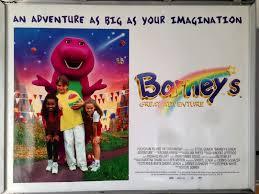 BARNEY'S GREAT ADVENTURE 1998