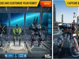 Download Free APK PURE GAME War Robots - 5.1.0 for Android