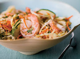 Asian Shrimp and Cabbage Salad Recipe ...