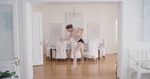 age ballerina dancing