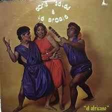 Doris Salas & La Propia* Cantan: Abiud Rodriguez Y Abel Garcia - El  Africano (Vinyl) | Discogs