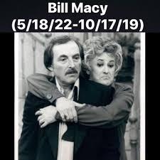 80sthen80snow - Bill Macy (5/18/22-10/17/19) 🙏❤️... | Facebook