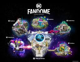 Everything you need to know about DC FanDome