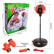 Bộ đồ chơi đấm bốc cho bé JY2273A - Viet Toy Shop - Đồ chơi trẻ em