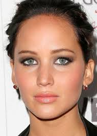 celebrity makeup ideas for green eyes
