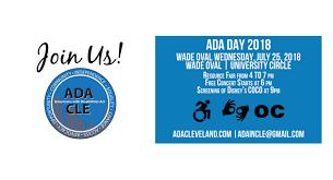 ADA Day 2018 Celebration