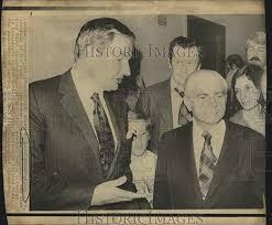 Amazon.com: Historic Images - 1975 Press Photo David Rockefeller with Mayor Abraham  Beame in Washington: Photographs