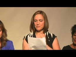 """Clip from """"Joy"""" read by Lesley Fera Video (Author: Patricia L. Steffy)"""
