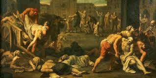 The Black Plague Justinian's Plague