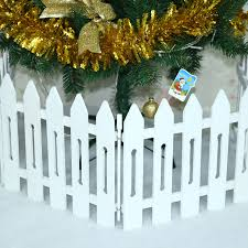 Buy Mei Xuan Christmas Colors Wooden Fence Fence Fence 1 6 M Christmas Decorations Hotel Mall Scene In Cheap Price On M Alibaba Com