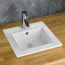 berne recessed inset square countertop