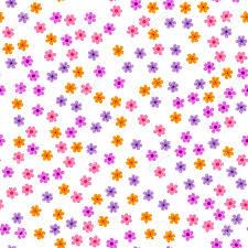 Fondo Floral Abstracto Para Impresiones Tarjetas De Felicitacion