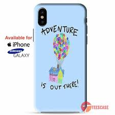 disney up quotes adventure is out there iphone x cases iphone