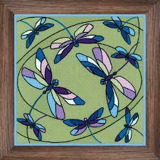 cross stitch kit riolis 1655 cushion