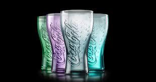 giving away free collectible coca cola