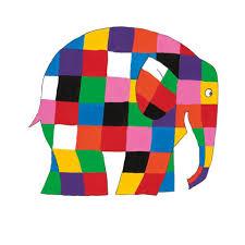 Image result for elmer elephants