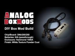 dna 200 250 diy box mod passthrough