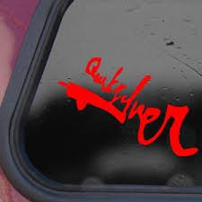Quiksilver Red Decal Sticker Laptop Wall Notebook Car Die Cut Red Decal Stickerb00ctmil94 Order