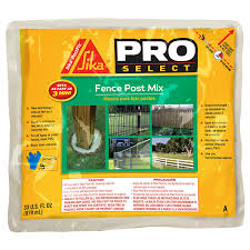 Sika Postfix Fence Post Mix Amazon Com Industrial Scientific
