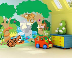 15 Ideas To Design A Jungle Themed Kids Room Kidsomania