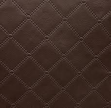embossed effect faux leather