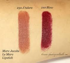 marc jacobs le marc lip creme lipstick