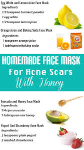 homemade face masks for blackheads and