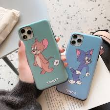 Ốp Lưng In Hình Mèo Và Chuột Mickey Xinh Xắn Cho Huawei Mate20 ...