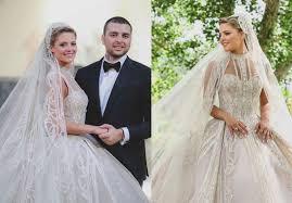 christina mourad s wedding dress