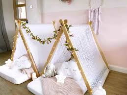 How To Create A Magical Teepee Sleepover Party