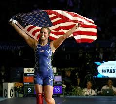 2015 World Champion Adeline Gray | 2015 World Wrestling Cham… | Flickr
