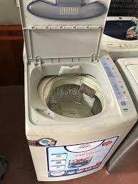 Bán máy giặt cũ 7kg giặt khoẻ - 77147659