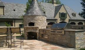 outdoor fireplaces stone fireplace