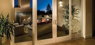 french style sliding doors wood
