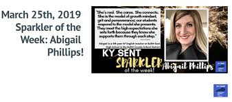Abigail Phillips Named First KY SENT Sparkler of the Week ...
