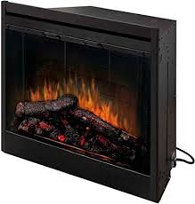 single pane tamperproof glass firebox