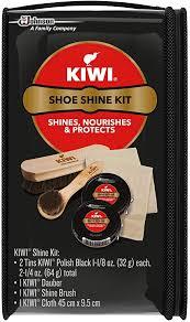 com kiwi shoe shine kit black