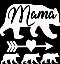 Amazon Com Mama Bear Car Decal