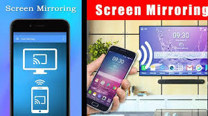 screen mirror tv to smart tv for