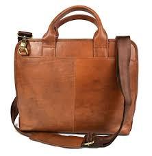 vintage leather shoulder bag carry on