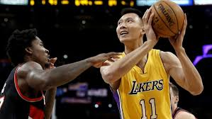 Yi Jianlian asks for his release from the Lakers - Los Angeles Times