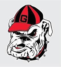 Georgia Bulldogs Uga Mascot 12 Vinyl Decal Car Truck Sticker Uga Homonononoaeraae