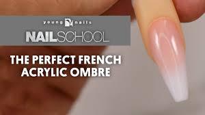 young nails nail the perfect