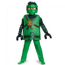 LEGO Ninjago Boys Lloyd Deluxe Costume (98099) - Imaginations Costume &  Dance