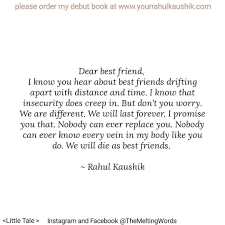 dear best friend quotes regard to motivate daily quotes