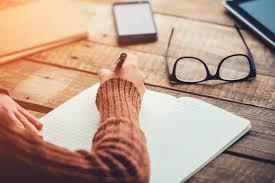 Grupo Bastón de Oro » La escritura terapéutica